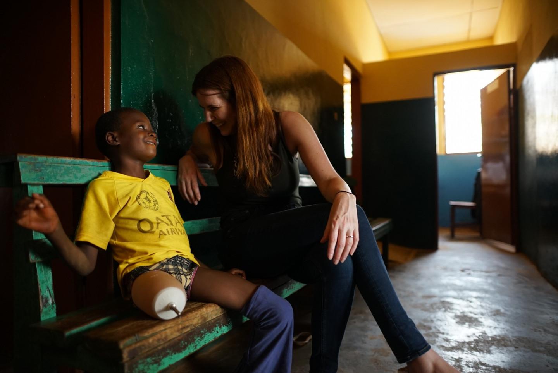 Dassi Talking To Treanna Obakki Foundation Story